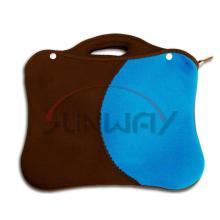 Bolsa de moda de ordenador portátil de neopreno con correa de hombro (pc028)