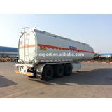 Large capacity fuel tank trailer 50000L tanker trailer with 3 axles