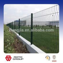 clôture de grille de partition extérieure et intérieure