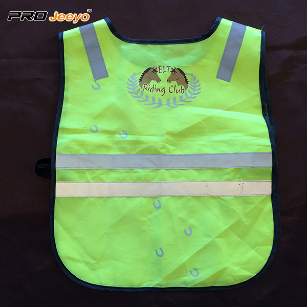 Reflective Horse Ultrathin Children Safety Vest SVC-ET004