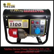 Electroimán portátiles baratos del generador de la gasolina del uso casero del precio