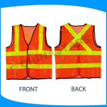 canada design 60gsm warning reflective vest for roadway