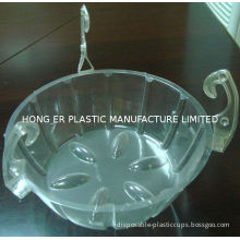 Pet Eco Friendly Plant Pot Saucers With Clear Hanging Saucers