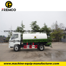 4x2 5m3 Water Rigging Truck