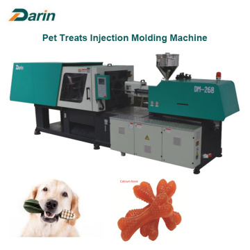 Injection Hedgehog Dog Treat Molding Machine