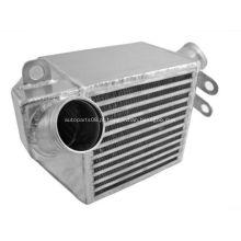 Intercooler de alumínio do automóvel da barra da placa / refrigerador de ar da carga