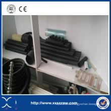 Fabricación de extrusores Fabricación de tubos PE flexibles