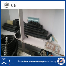Extruder Manufacturer Making Flexible PE Pipe