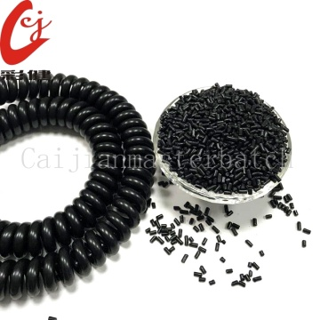 Destacados Mirror Black Masterbatch Granules