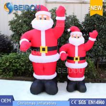 Чулок рождественские украшения 2016 Надувной Гринч Снеговик Дерево Новогодние украшения