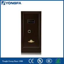 Luxury jewelry fingerprint safe