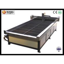 Máquina de corte industrial do CNC do plasma para 1300mm * 2500mm de aço inoxidável