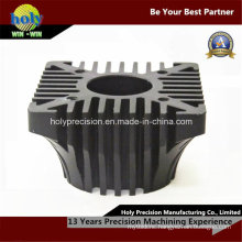 Wire EDM Aluminum Alloy Heat Sink with Anodized