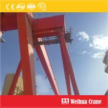 Double Girder Gantry Crane FEM DIN Standard