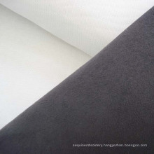 Polyester Velvet Faux Suede Home Sofa Upholstery Fabric