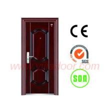 classical entry security steel door (CE,ISO)