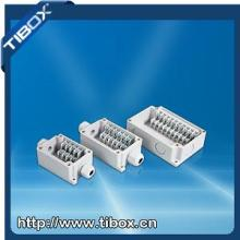 2015 Tibox IP66 Elektrisch Wasserdicht Kunststoff Terminal Block Box