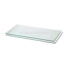Prix de verre de flotteur de haute qualité 3660 * 2440, grand bol de poisson en verre de Chine