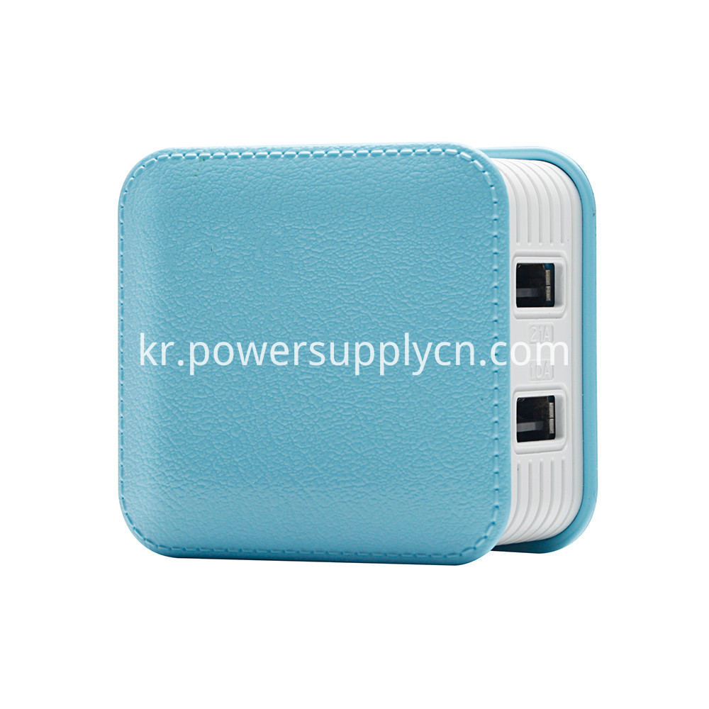 Foldable Us Plug Usb Travel Charger