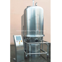 Máquina de secagem de cama de fluido de ebulição de alta eficiência