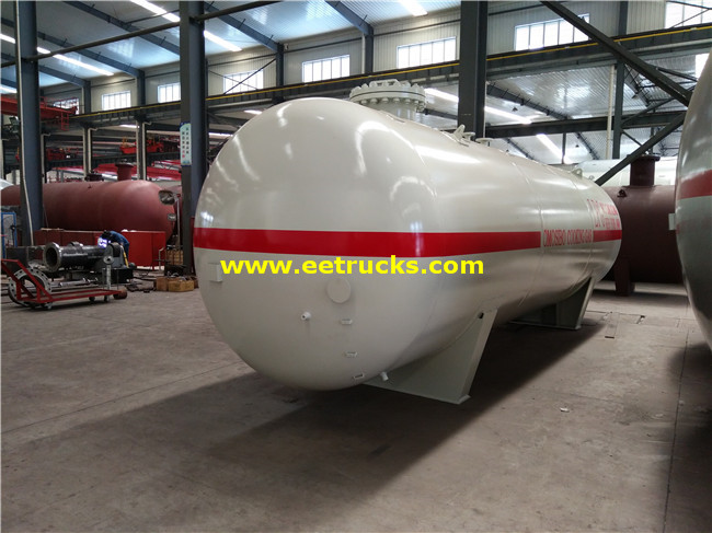 Propylene Gas Aboveground Vessel