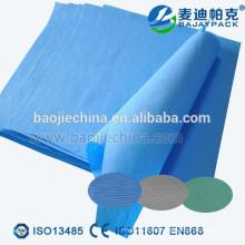 Envolturas desechables de esterilización de papel quirúrgico