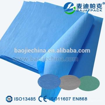 Einweg-Sterilisationspapier-Sterilisationsverpackungen