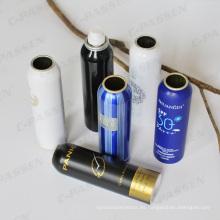 Lata de aerosol de aluminio para el envasado con spray de protección solar (PPC-AAC-024)
