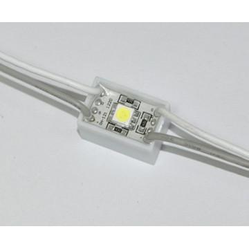 5050 1LED Warmes Weiß 12 * 20mm LED Modul