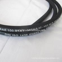 R1 AT Steel Wire Geflochtene Gummischlauchleitung Preisliste
