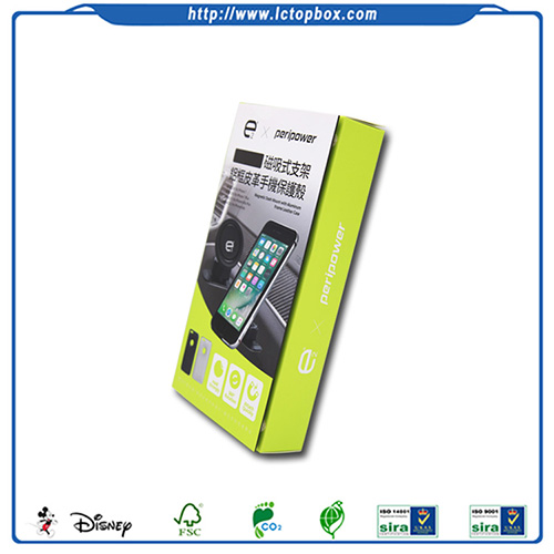 Custom packaging electronic wrap boxes