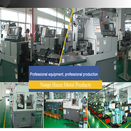 machined parts equipment