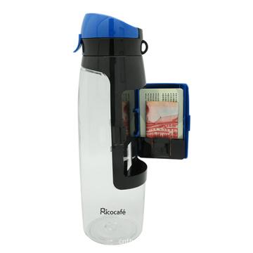 Tritan Sport Bottle with Card Storage Function