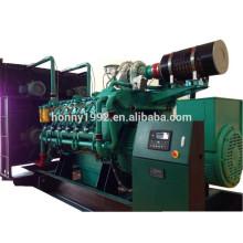 1250kVA Leroy Somer Alternador Generador de energía Gas Engine