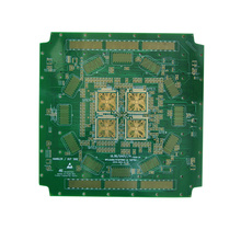 High TG 170 FR4 Immersion Gold PCB used for Medical Equipment