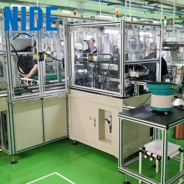 Fully Automatic Motor Armature Rotor Assembly Line