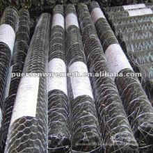 Galfan Hexagonal Wire Netting para compradores globais