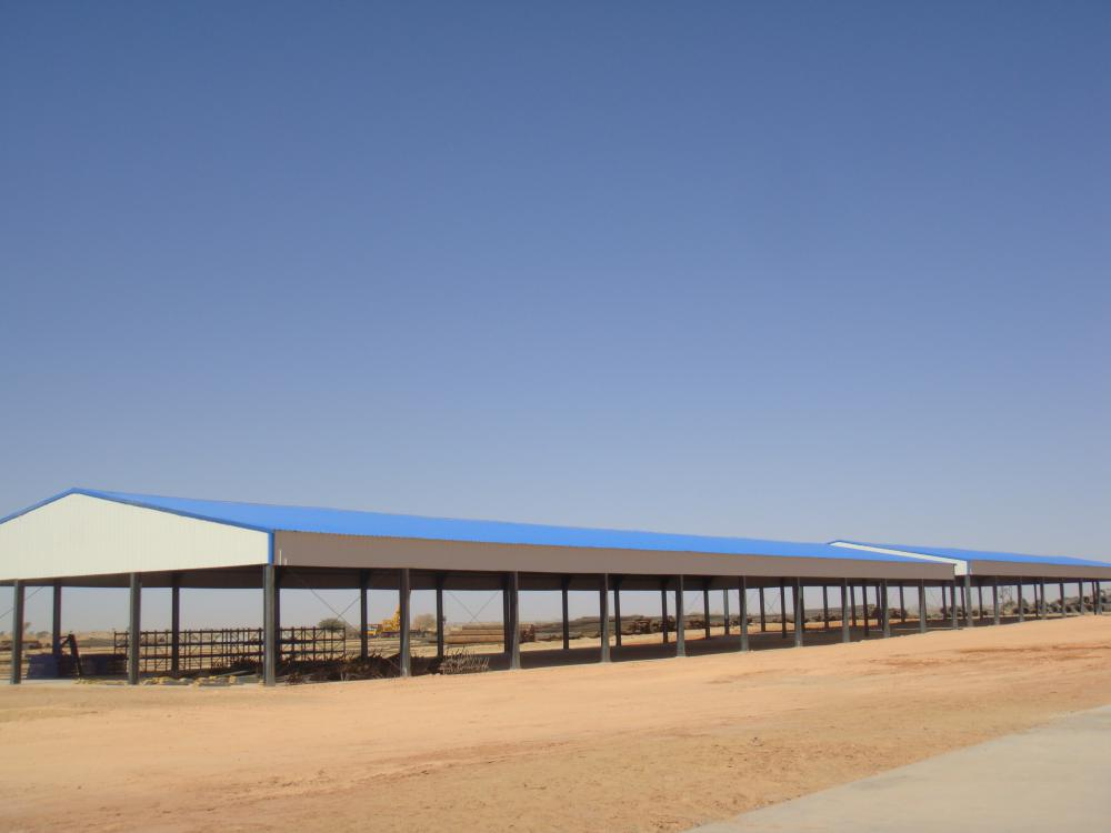 Metal Poultry Structure Farms