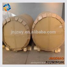Jinzhao beschichtete Aluminium-Spirallegierung 1200 für Outdoor-Dekoration