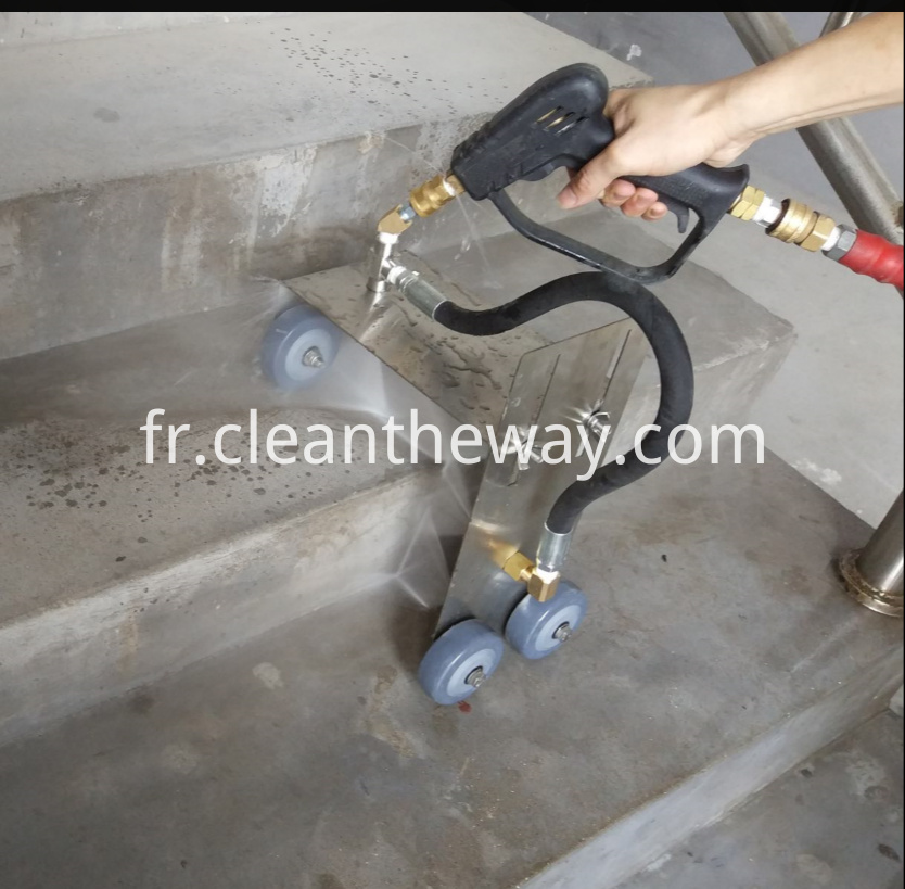 Step Cleaner