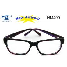 Colored Unisex Acetate Optical Frame (HM499)