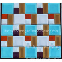 Mosaico de espelho de diamante de azulejos de parede de mosaico (HD051)