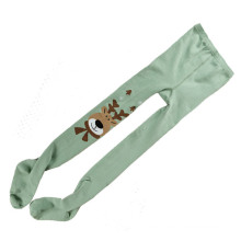 Children Kids Cotton Tights with Animal Pattern (TA607)