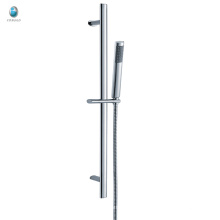 KL-03 artistic with plastic hand shower family bathroom wall fixed solid copper lifting bath shower