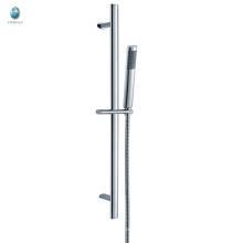 KL-03 artística com chuveiro de mão de plástico parede de banheiro familiar fixa de cobre sólido banho de elevação chuveiro