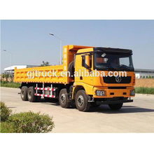 Shacman brand 8X4 drive dump truck for 15-28 cubic meter