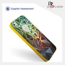 Caso de telefone de holograma 3D Design atraente para decoração