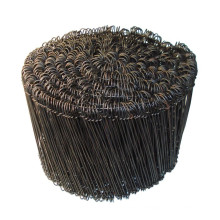 Length 200 mm PVC Coated Double Loop Tie Wire for Binding