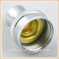 Precision sheet metal stamping hose coupling