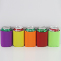 Colorful Neoprene Can Coolers for Party